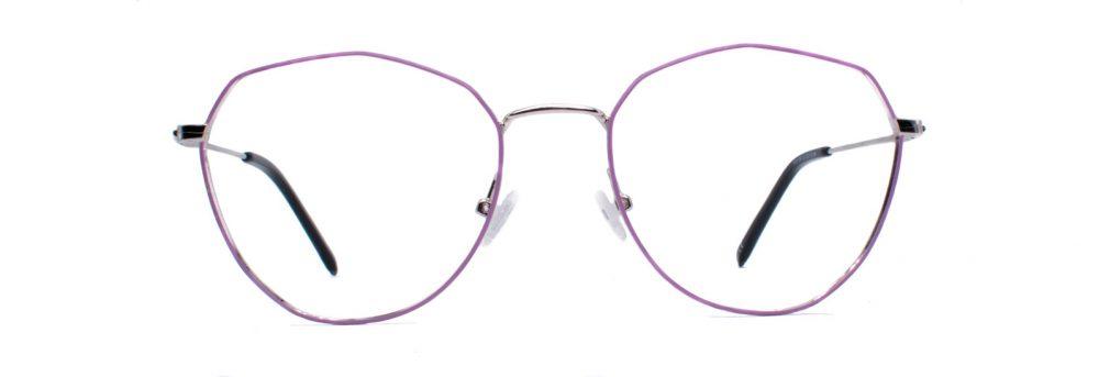 Etosha mauve gafas graduadas de tendencia a buen precio