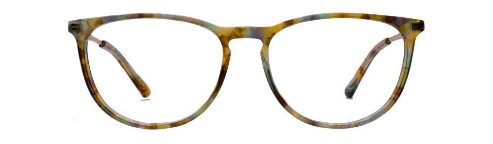 Nahuel ambar gafas graduadas de moda baratas